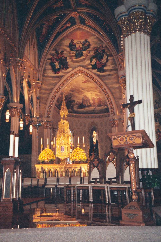 Sacred Heart Church, University of Notre Dame