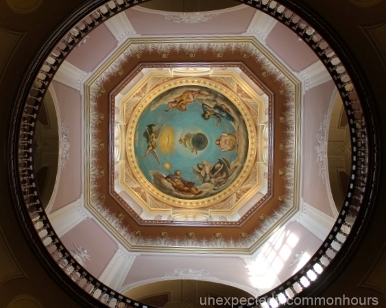 Inside the Golden Dome