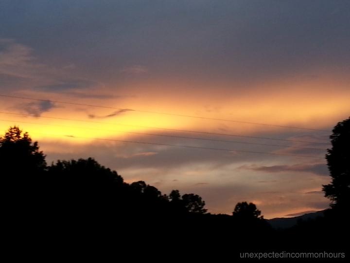 Kellum Valley sunset #2
