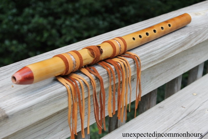 """iii"""" Challenge: Indian flutes – Unexpected in common hours"""