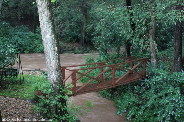 Two Creeks in Kellum Valley
