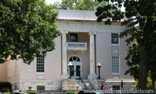 Brenau Old Library Building
