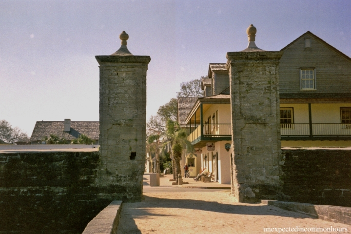 Gates of St. Augustine