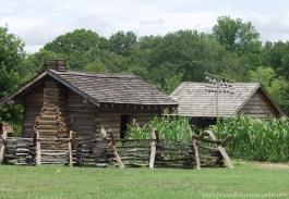 Vann House outbuilding 1