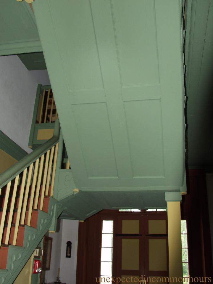Vann House staircase