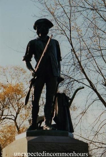 Minute Man, Concord