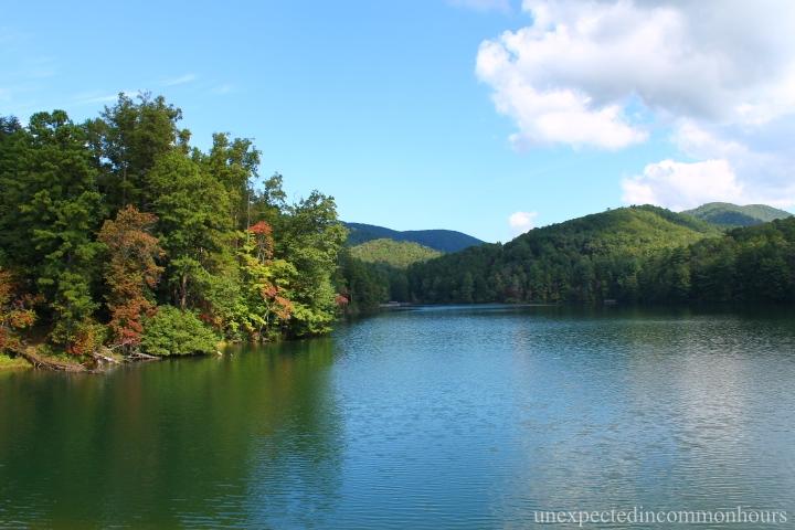 Vibrations - Mountain Lake