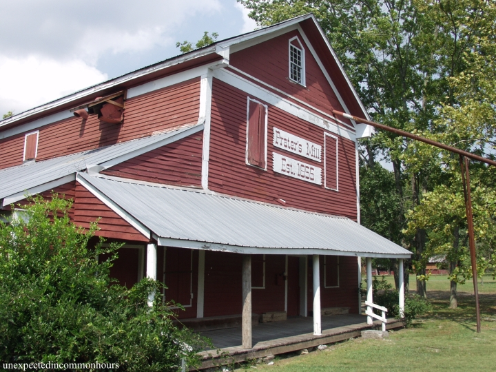 Prater's Mill #1