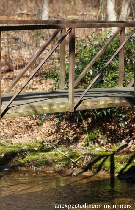 Bridge over Town Creek