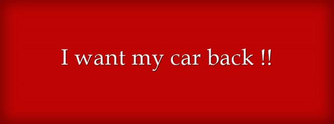 I-want-my-car-back