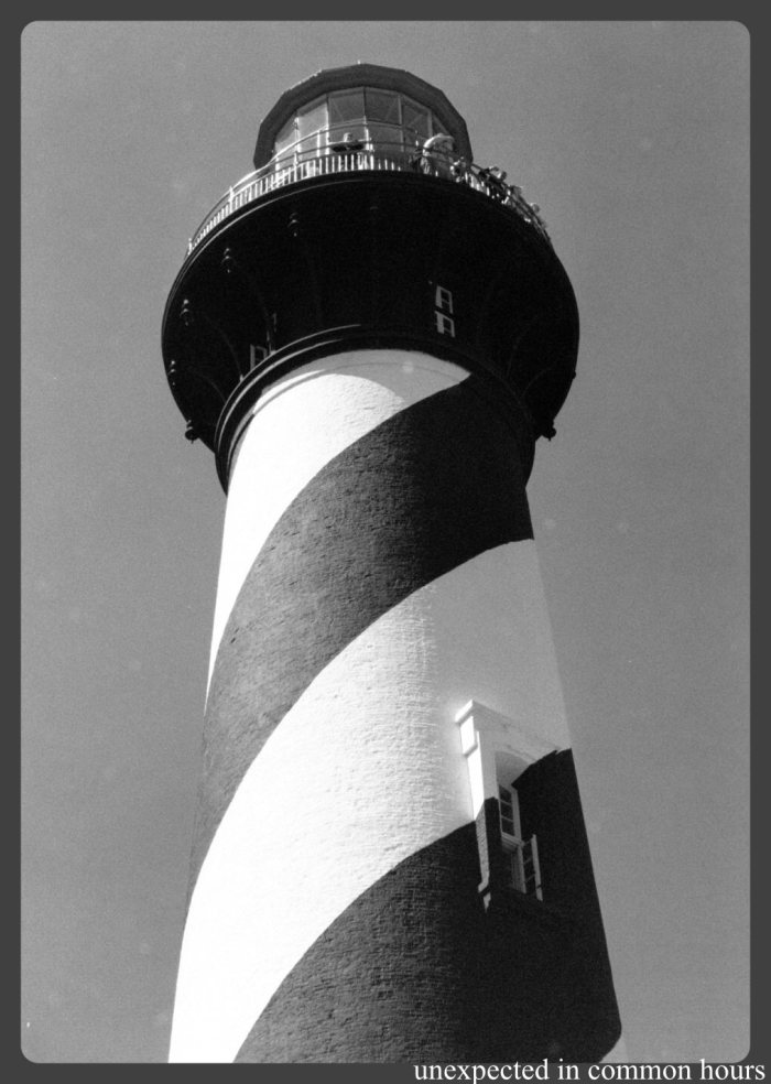 Lighthouse at St. Augustine