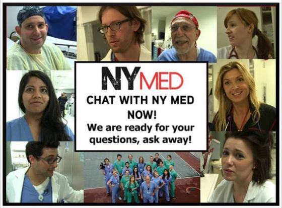 NYMed chat