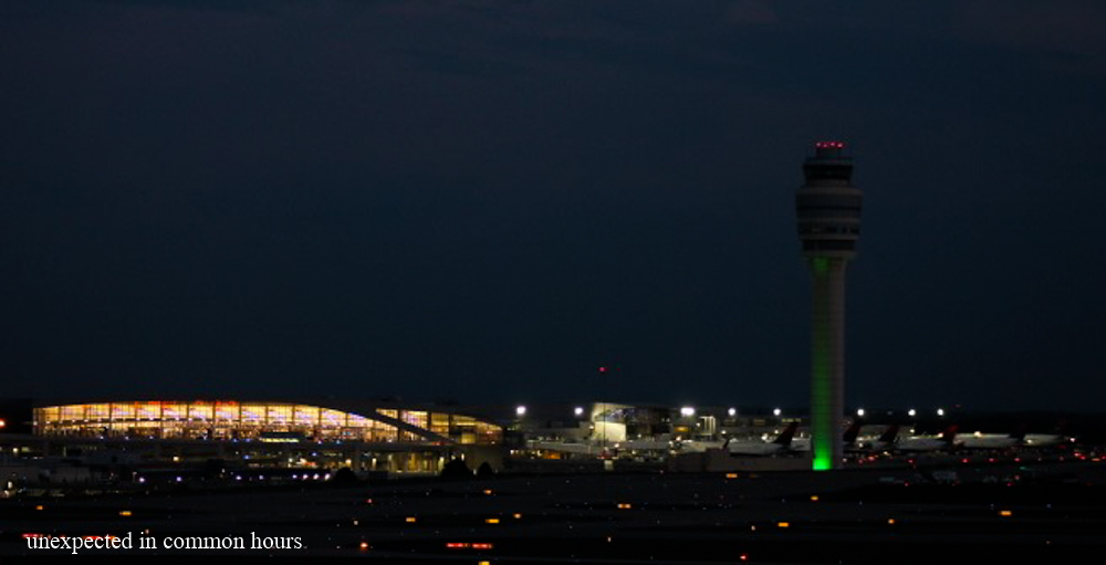 Hartsfield-Jackson International Airport, Atlanta, GA