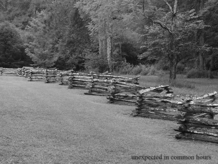 Fence at the Samuel Worcester House, New Echota