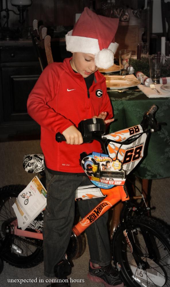 Christmas bike 2