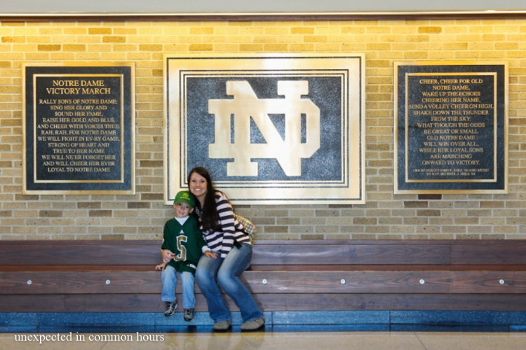 Notre Dame Fight Song