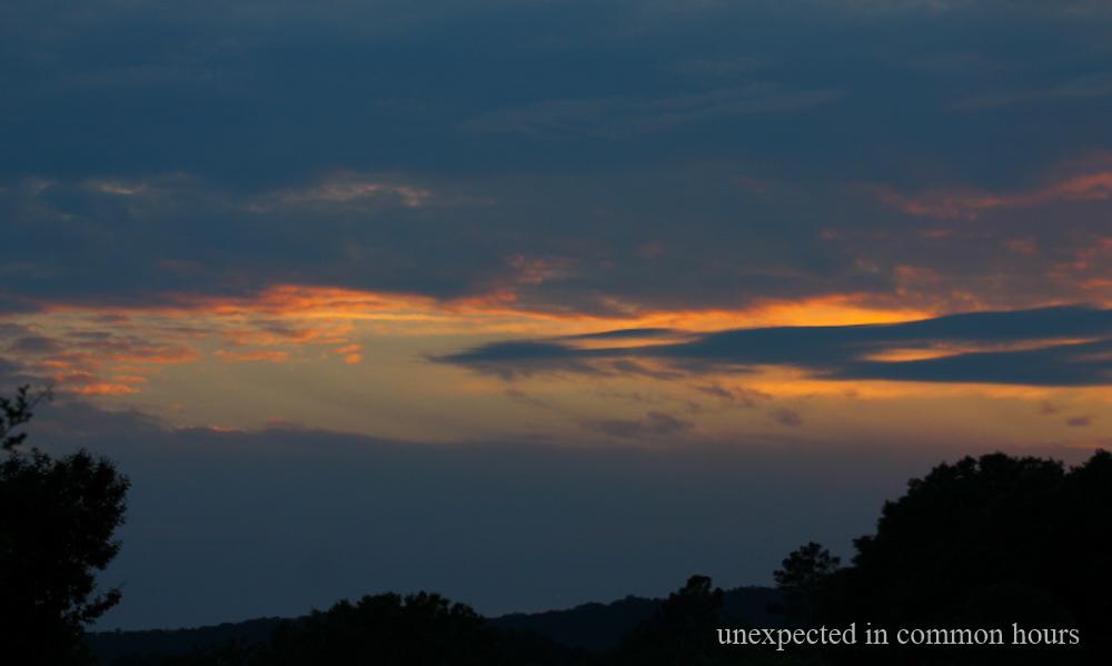 Rocky Face sunset 6