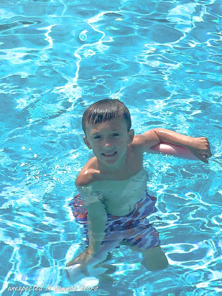 Ben in pool-2