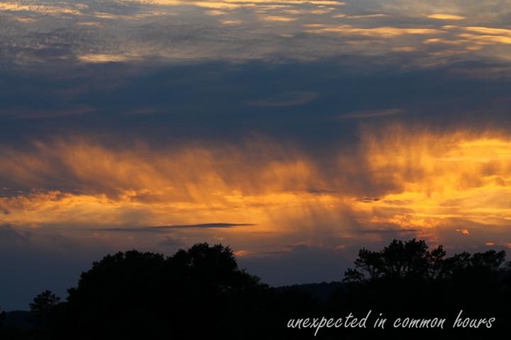 Sunset 10-2