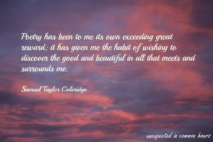 Coleridge quote