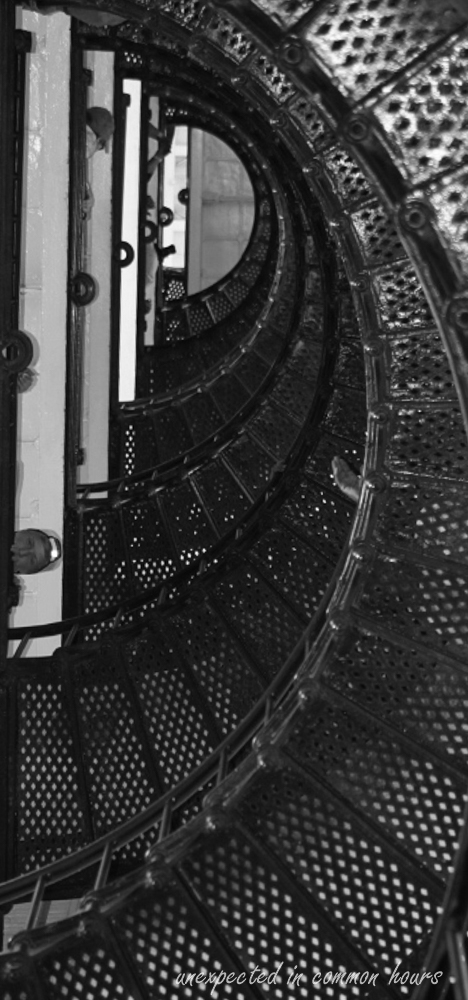 Lighthouse staircase 1-2