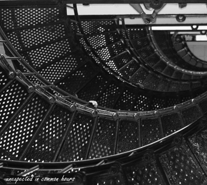Lighthouse staircase 2