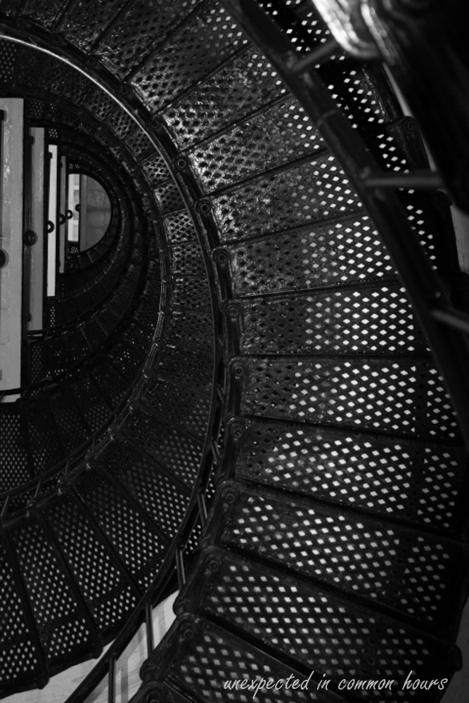 Lighthouse staircase 3