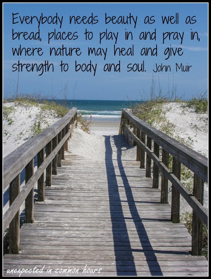 Where nature may heal
