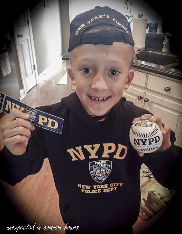 NYPD gifts