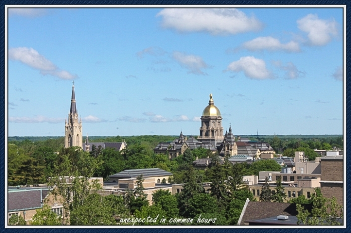 Rooftops of ND