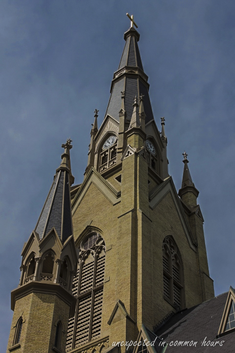 Basilica of the Sacred Heart at the University of Notre Dame