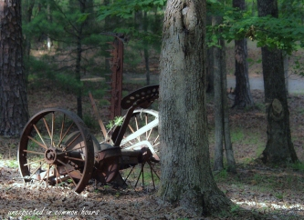 old-farm-implement