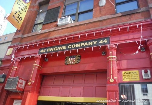 At Engine Co 44 13