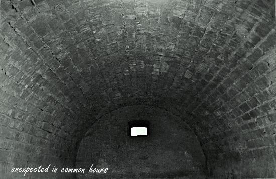 Lighthouse cistern