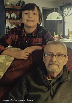 Ben and G-Pa