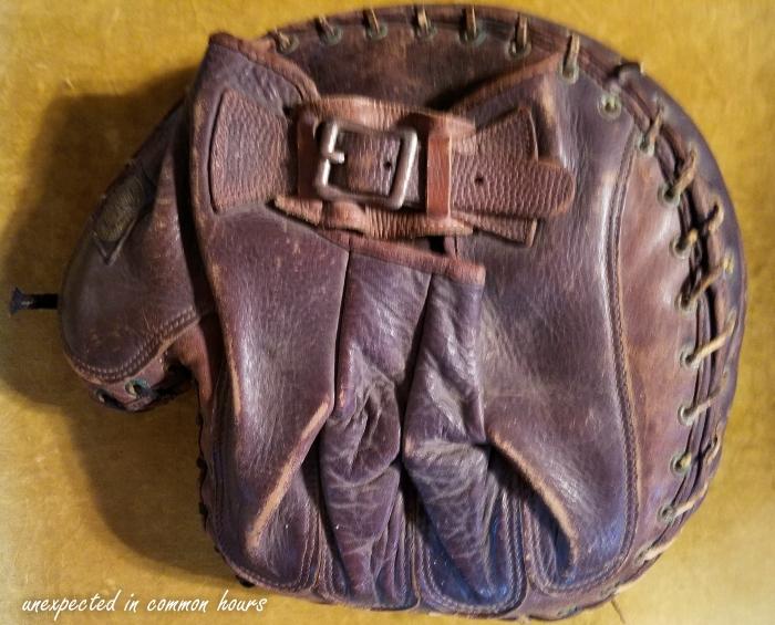 Catcher's mitt - full back