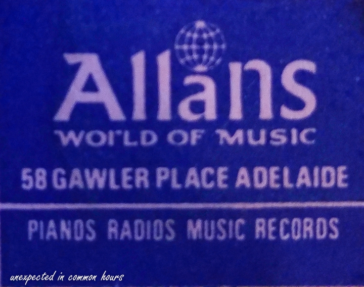 Adelaide music store