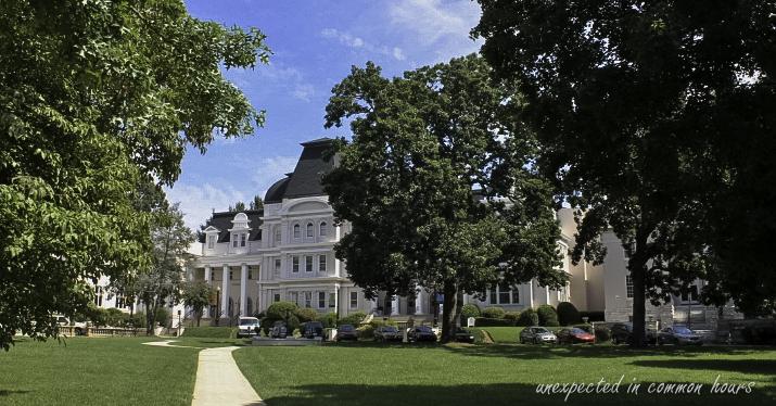 Brenau front campus 2