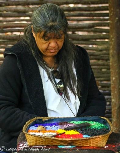Cherokee beadwork 3