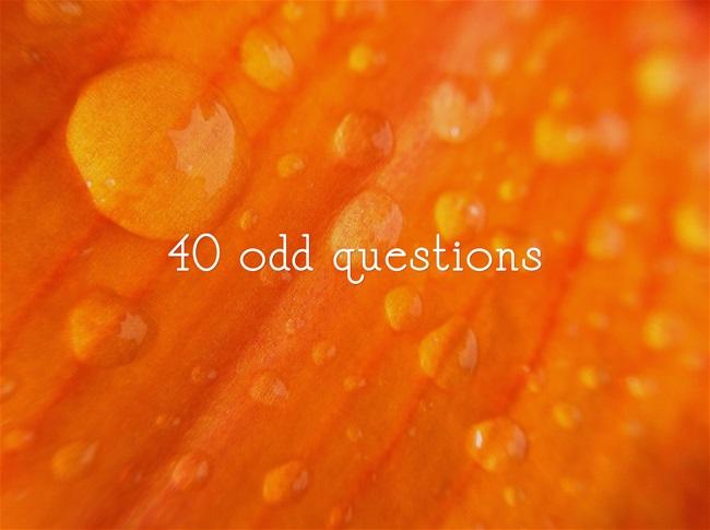 40-odd-questions