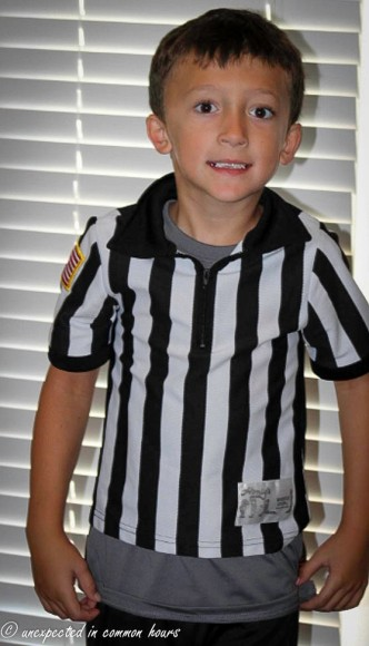 little referee