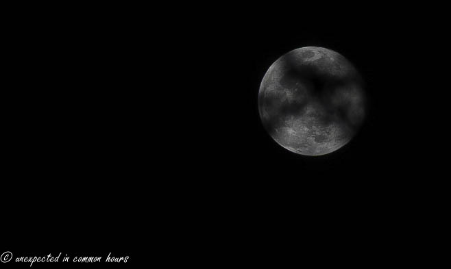 Playing with the moon 4