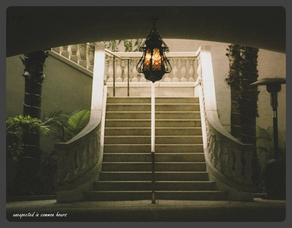 Stairs in St. Augustine